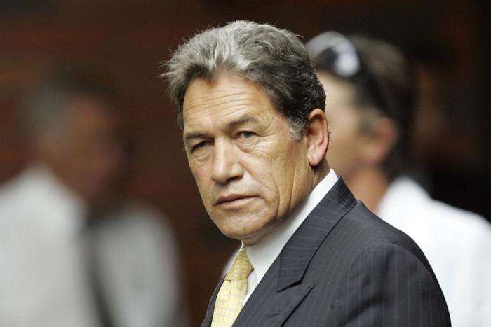 Winston Peters (Photosport)