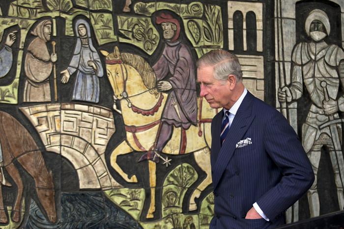 Prince Charles (AAP file)