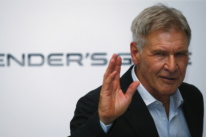 Harrison Ford (Reuters)