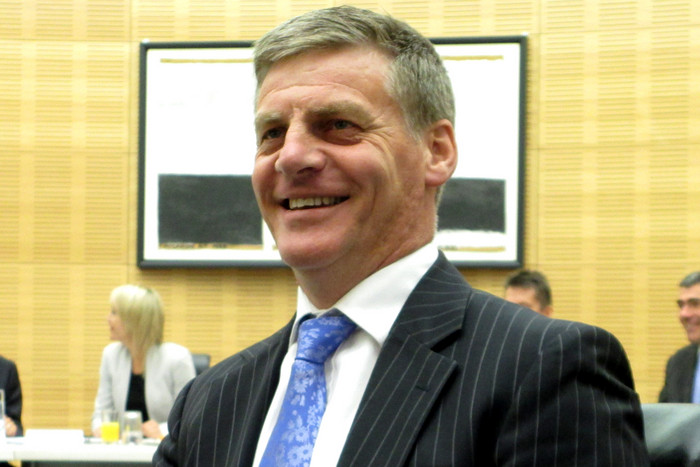 Finance Minister Bill English says New Zealand has built a world-class sovereign wealth fund