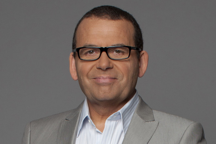 Would I Lie to you? host Paul Henry