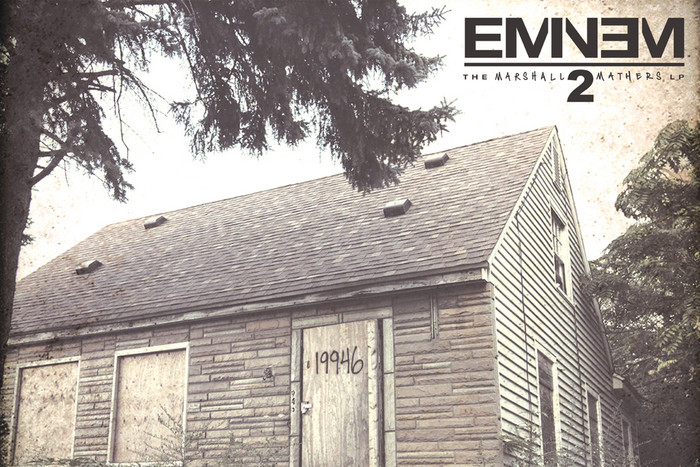 Eminem's Marshall Mathers LP 2 is released next week