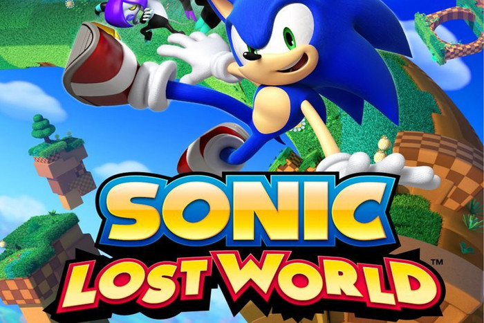Sonic: Lost World was released October 18, 2013