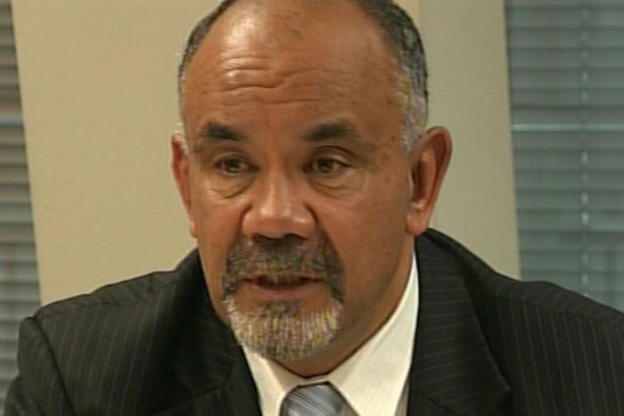 Maori Party co-leader Te Ururoa Flavell