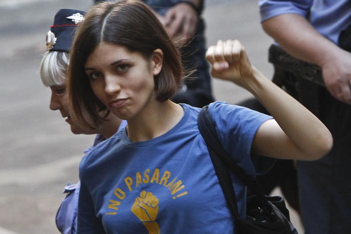 Nadezhda Tolokonnikova (Reuters)