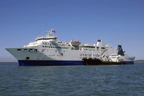Aratere ferry (Photo: Interislander)
