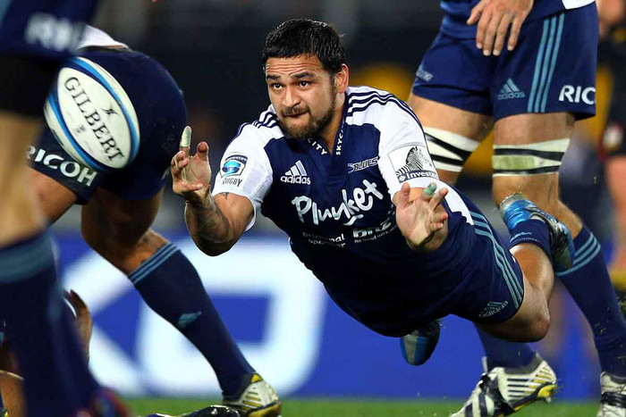 Piri Weepu (Photosport file)