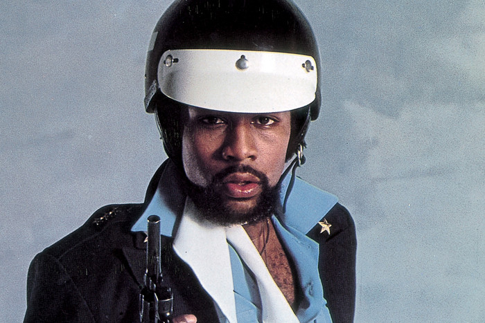 Victor Willis of the Village People