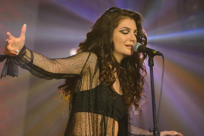 Lorde (AAP)