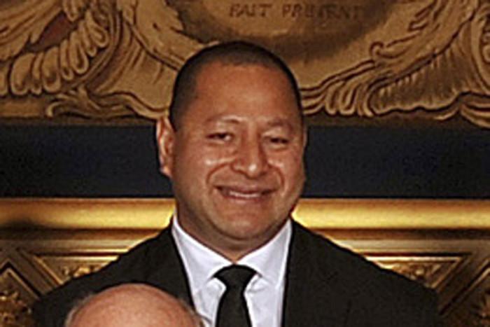 King Tupou VI (Reuters)