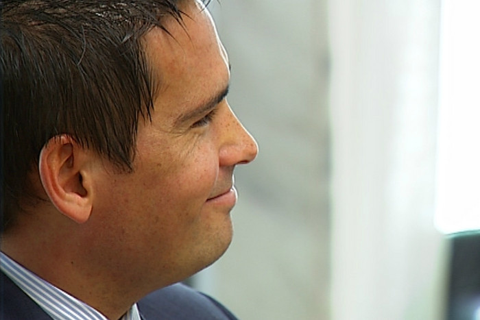 Labour Minister Simon Bridges (file)