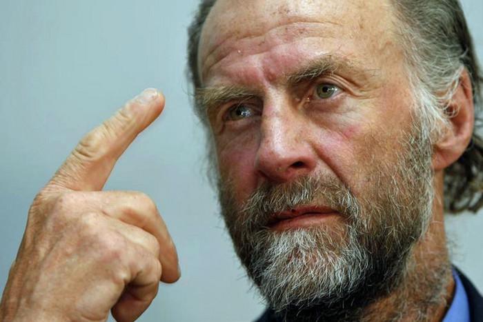 Explorer Ranulph Fiennes (Reuters/file)