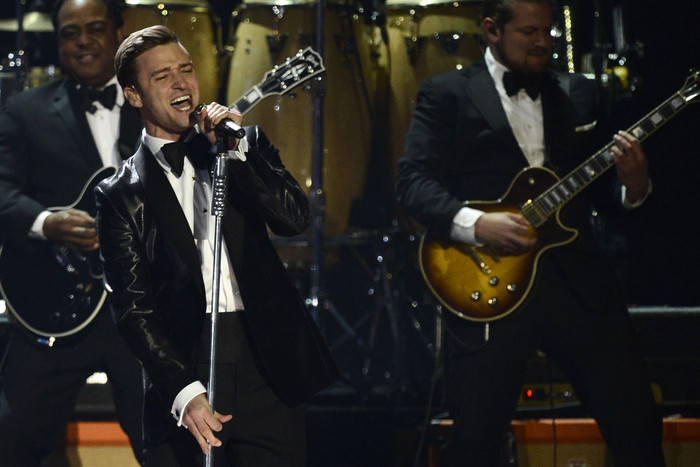 Justin Timberlake (Reuters)