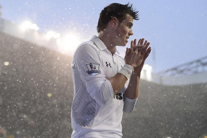 Tottenham Hotspur's superstar Garteh Bale will be praying for three points from the road trip (Reuters file)