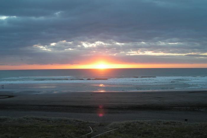 Kariotahi Beach in Waiuku (file)