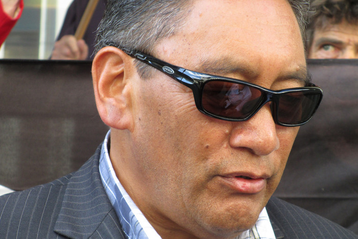 Mana Party leader Hone Harawira (file)