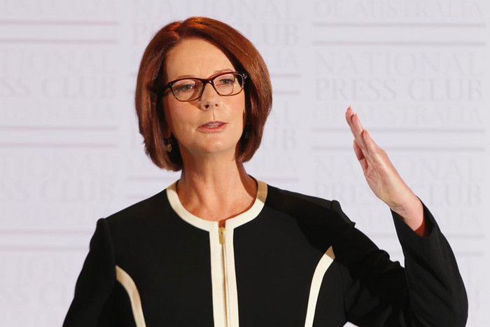 Julia Gillard (Reuters)