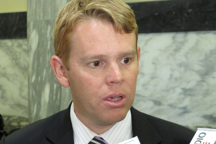 Labour education spokesman Chris Hipkins