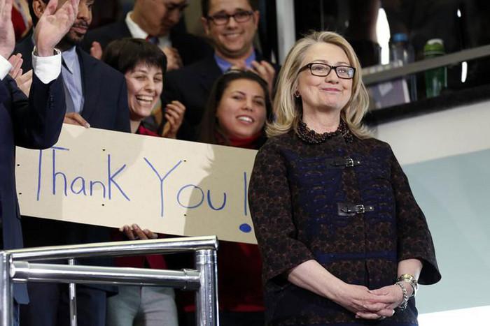 Hillary Clinton (Reuters)