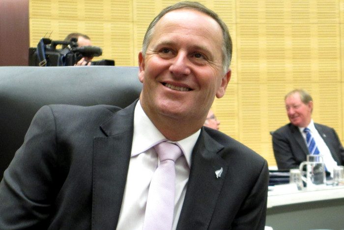 Chinese media says a chemical found in New Zealand milk powder is a painful reminder of the deadly melamine scandal - and that's got PM John Key worried