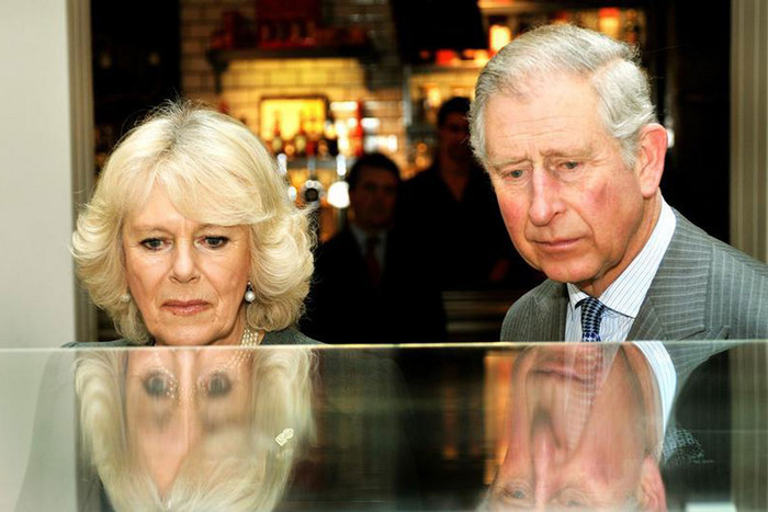 Britain's Prince Charles and Camilla, Duchess of Cornwall (Reuters)