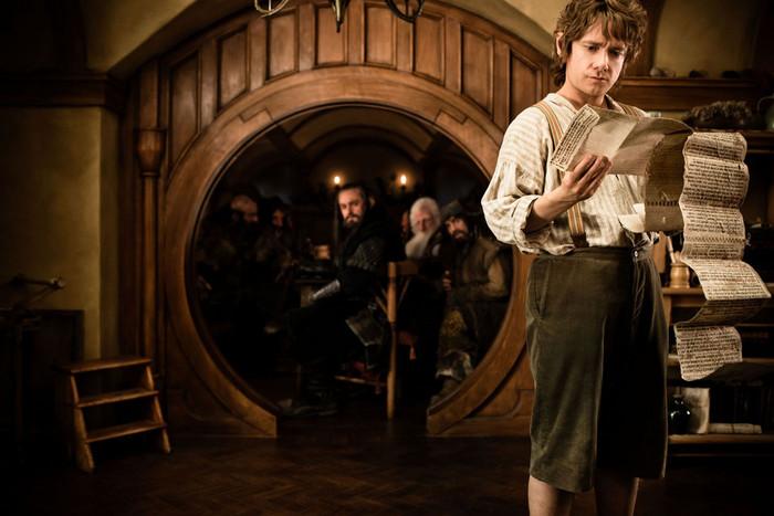 The Hobbit: An Unexpected Journey still