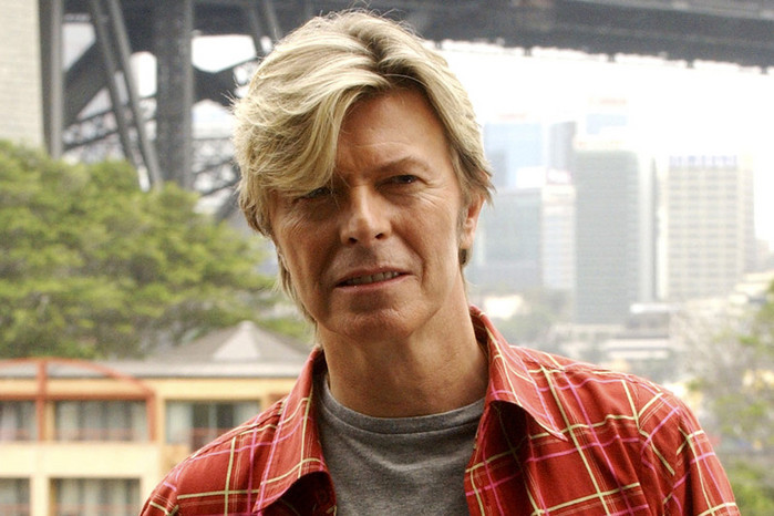 David Bowie (AAP)