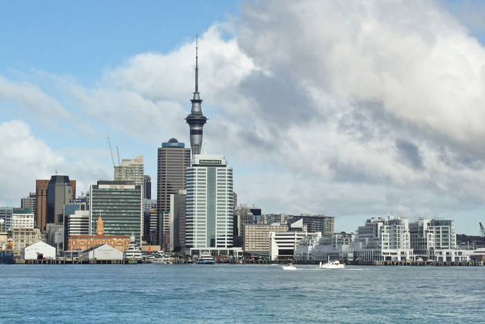 Aucklanders reported feeling two earthquakes this afternoon (file)