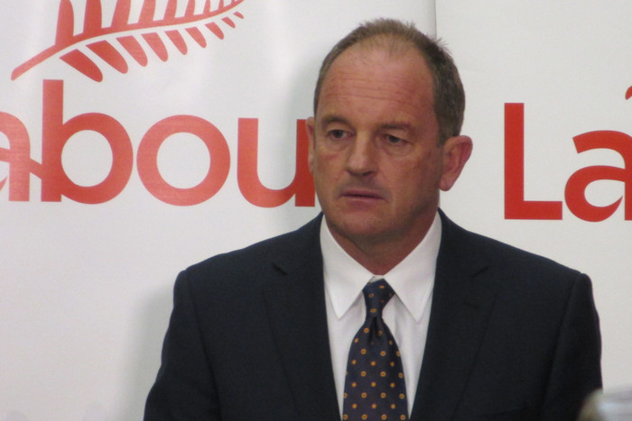 David Shearer (Photo: Lloyd Burr/3 News)