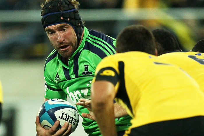 Highlanders' Andrew Hore (Photosport file)