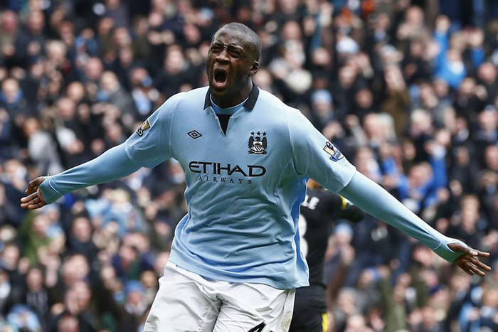 Yaya Toure hasn't had much to celebrate this season but a win against Newcastle could give Manchester City the slightest glimmer of hope (Reuters file)