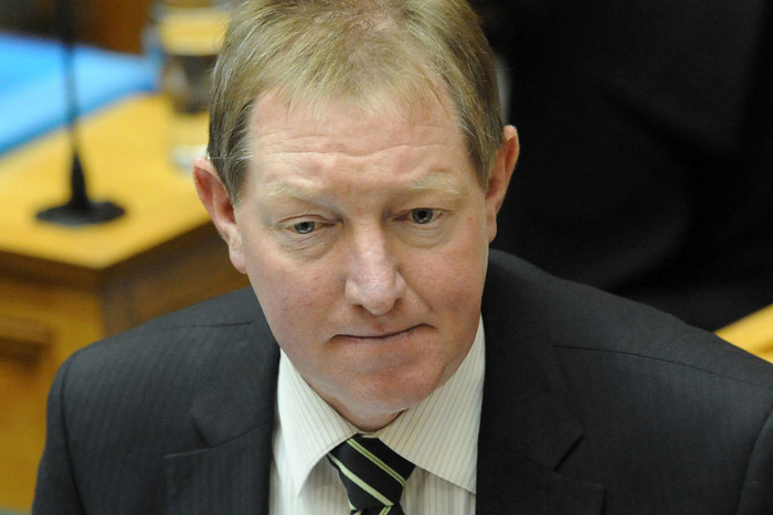Housing Minister Dr Nick Smith