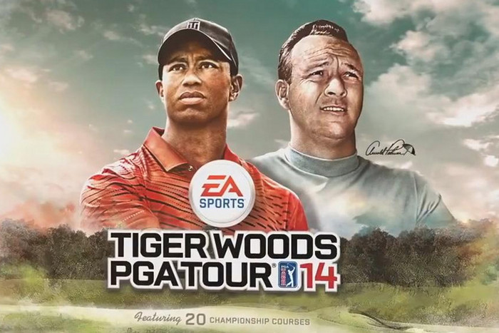 Tiger Woods PGA Tour 14 was released March 28, 2013