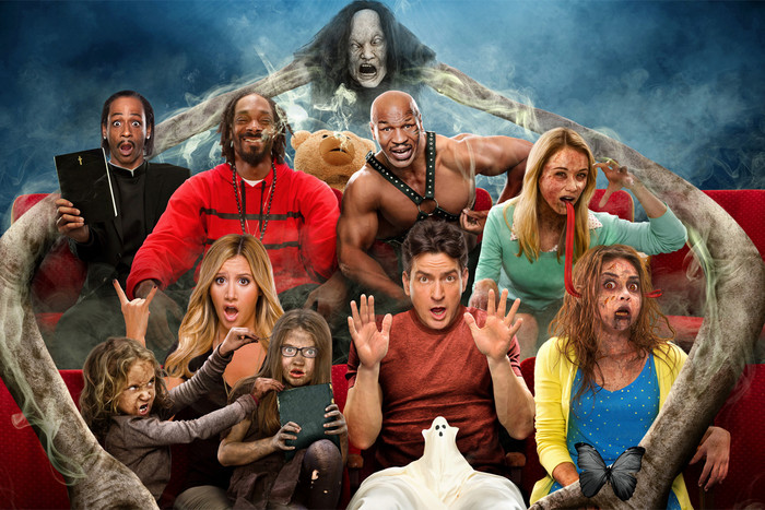 Scary Movie 5 poster art