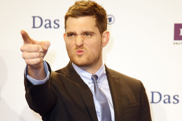 Michael Buble (Reuters)