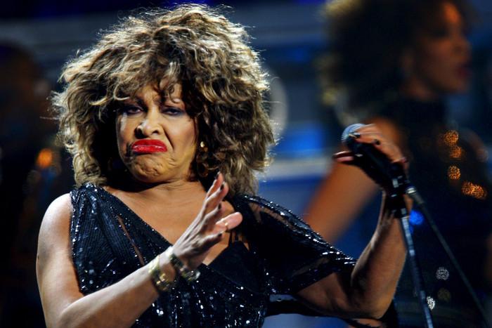 Tina Turner (AAP)