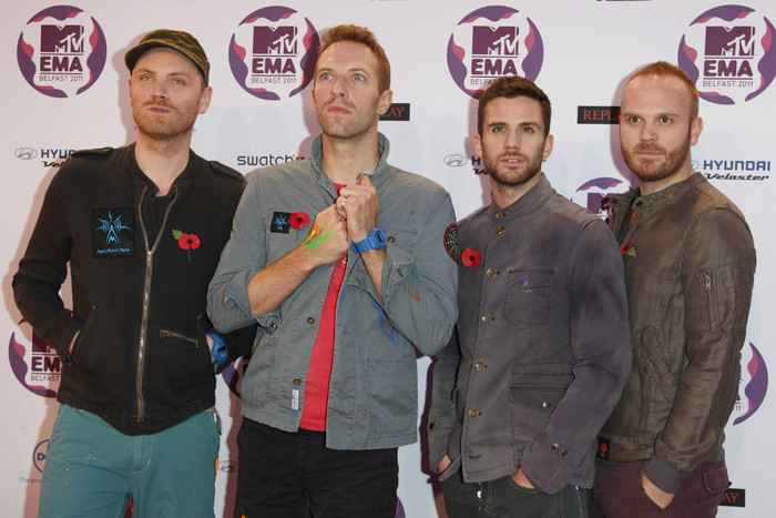 Coldplay (Reuters)