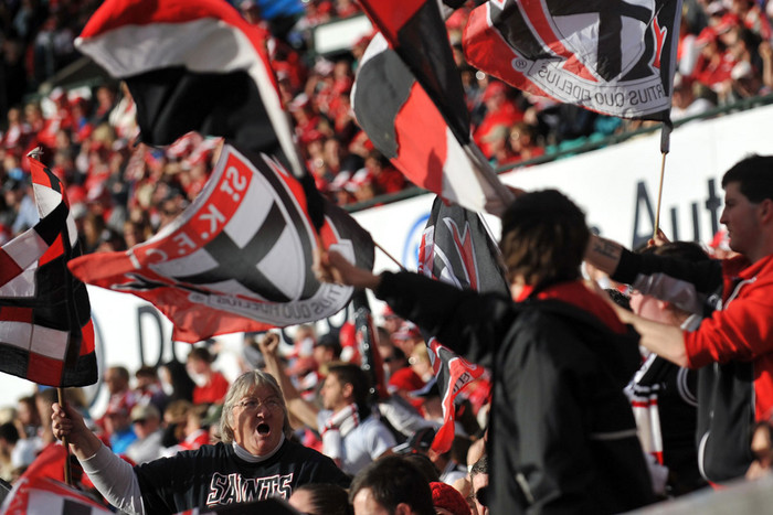 St Kilda are determined to make Wellington feel like a second home (AAP)