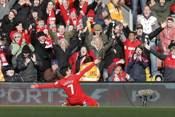 Are we in for a little bit of Luis Suarez magic? (Reuter file)