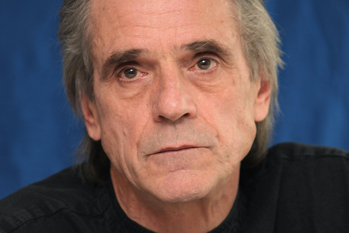 Jeremy Irons (AAP)