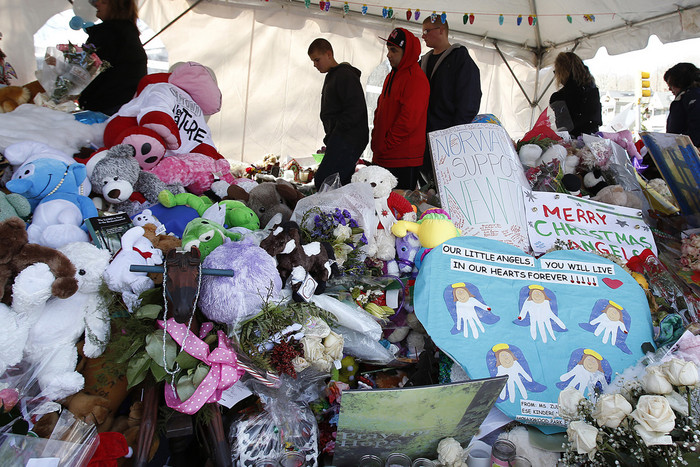 Thousands of toys and school supplies donated following the mass shooting at Sandy Hook school in the US have been donated to other people and organisations (Photo: Reuters)