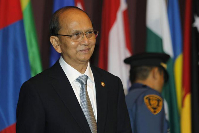 Myanmar President Thein Sein will visit the US in the near future (Reuters)