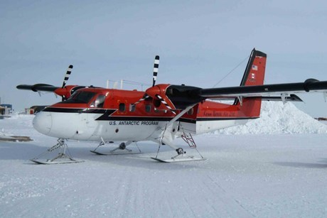 The Ken Borek Air Limited Twin Otter aeroplane, with three crew on board, was reported missing on 23 January 2013. (Photo: File).