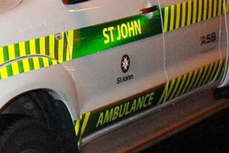 Emergency services were called to the scene just after 4am this morning