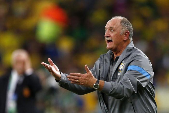 Felipe Luiz Scolari (Reuters file)