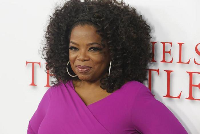 Oprah Winfrey (Reuters)