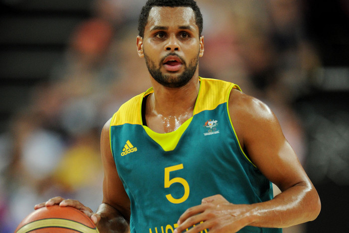 Patty Mills (file pic)
