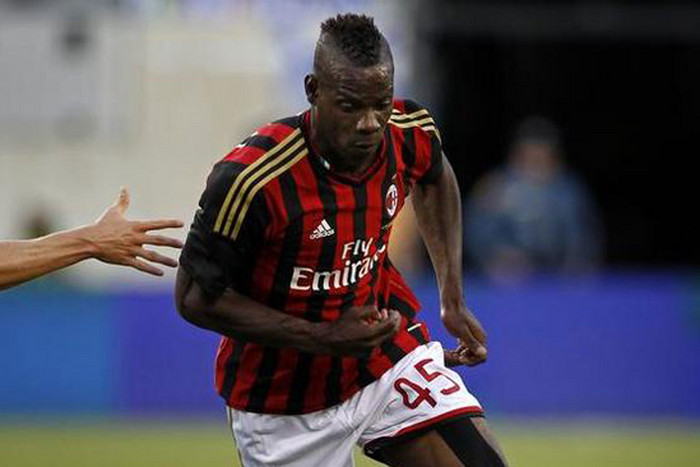 Mario Balotelli (Reuters file)