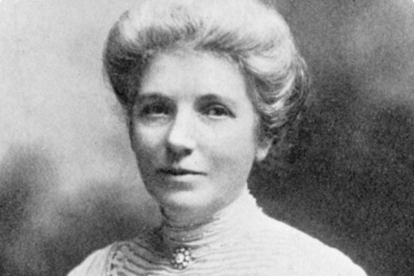 Suffragette Kate Sheppard celebrated victory on 19 September 1893 (File)