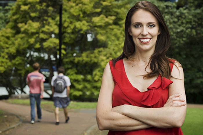 Jacinda Ardern is one of 13 Labour MPs (File)